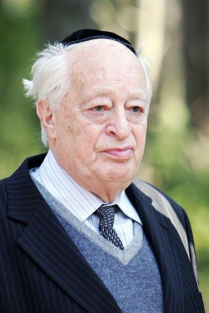 Žydų bendruomenės pirmininkas Simonas Alperavičius