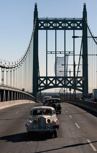 Tiltas, kuriam suteiktas Roberto F.Kennedy vardas