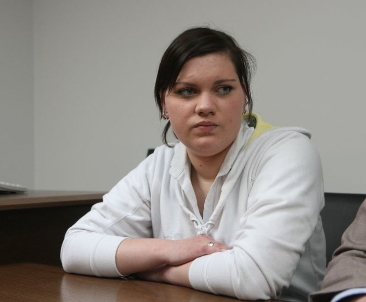 Teismas nuteisė vilnietę Violetą Iljinych.