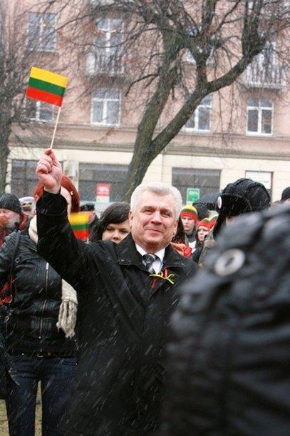 Klaipėdos meras Rimantas Taraškevičius