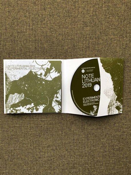 Albumo viršelis