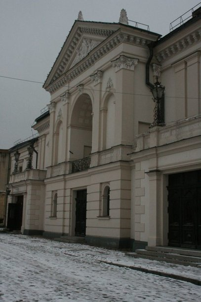 Klaipėdos Dramos teatras laukia rekonstrukcijos.