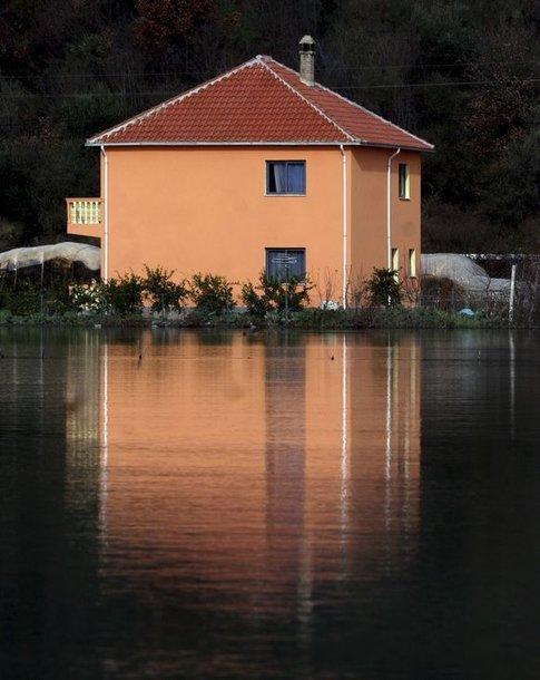 Potvyniai Albanijoje