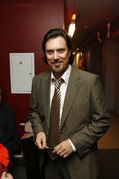Foto naujienai: Vytautas Juozapaitis rengiasi senelio vaidmeniui