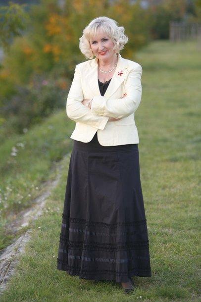 Foto naujienai: Kur dingo Marijos Nijolės Stačiokienės kilogramai?