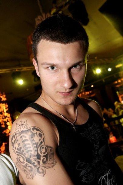 Foto naujienai: Muzikinė Vaidoto Baumilos tatuiruotė