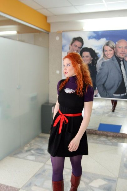 Foto naujienai: Dainininkė Rasa Kaušiūtė