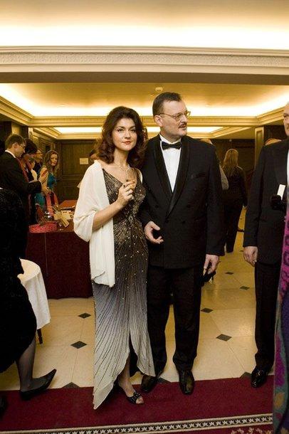 Foto naujienai: Eirida Bružienė ir Kęstutis Daukšys susižadėjo