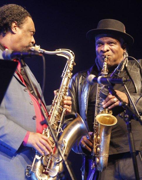 Foto naujienai: Mieste – džiazo virusas
