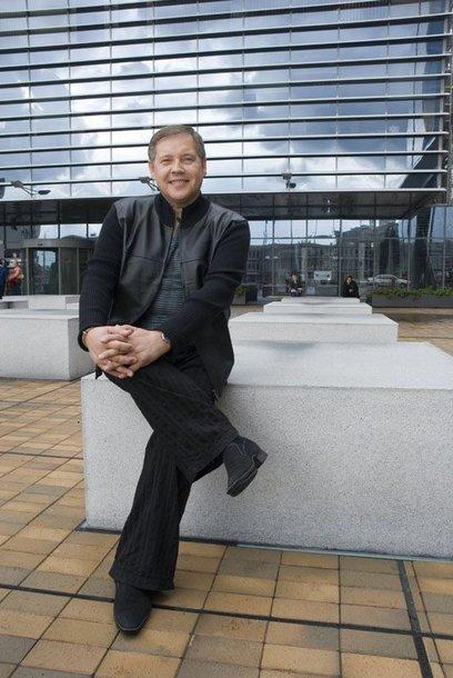 Foto naujienai: Robertas Česnavičius (50): knyga ne už kalnų!