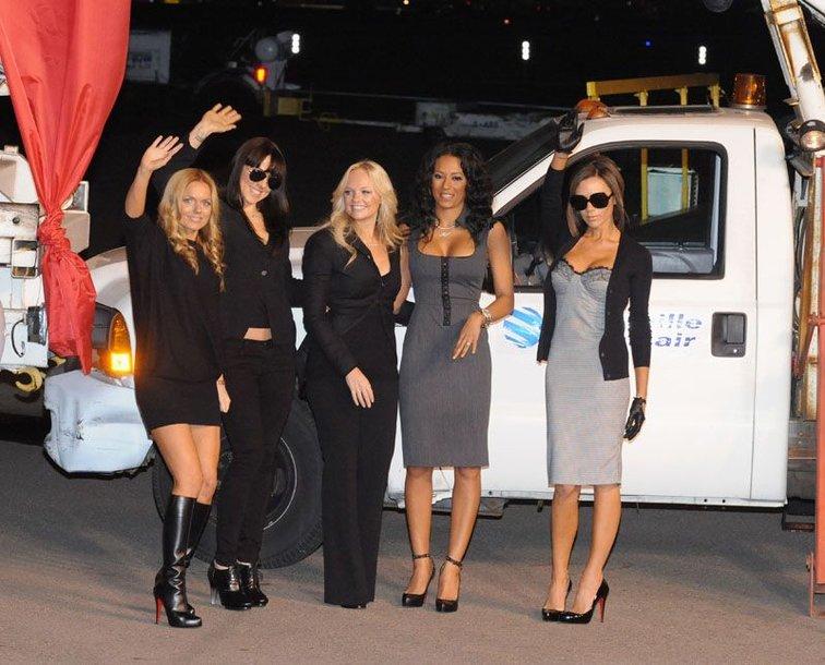 """Foto naujienai: Nebylios grupės """"Spice Girls"""" dainos"""