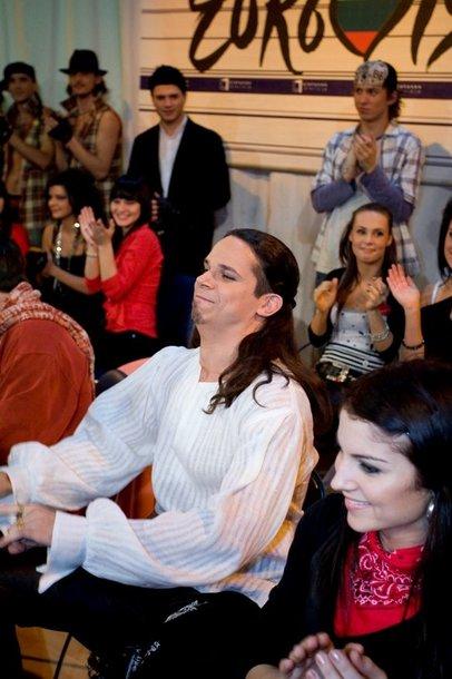 """Foto naujienai: """"Eurovizijos""""  atrankos finalas ir užkulisai (FOTO)"""
