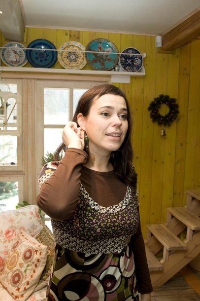 Foto naujienai: Nomeda Marčėnaitė džiaugiasi pasitraukusi iš televizijos