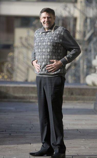 Foto naujienai: Vidmantas Martikonis: kova su kilogramais