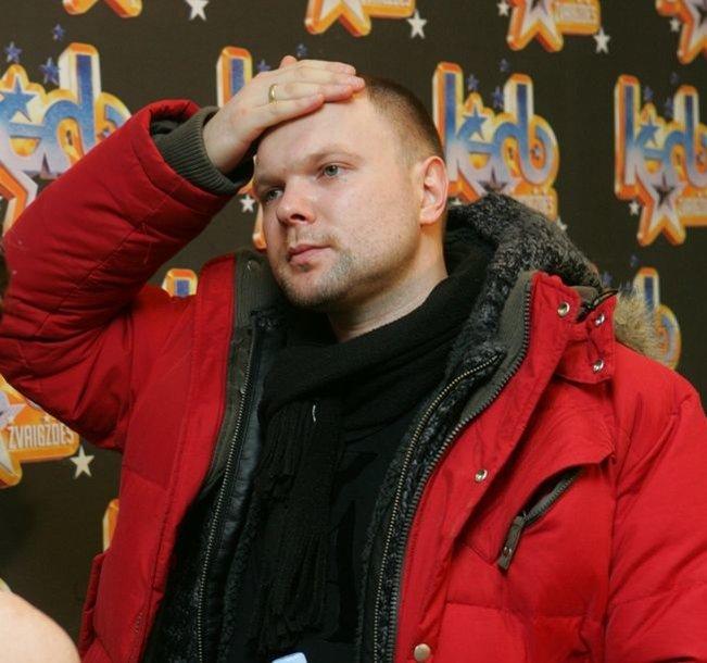 Foto naujienai: Kristupas Krivickas automobilių salonui reklamos nedarys