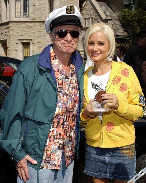 Foto naujienai: Hughas Hefneris mylėsis iki savo šimtojo gimtadienio