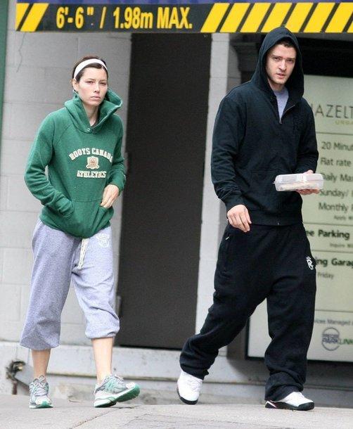 Foto naujienai: Justinas Timberlake'as ir Jessica Biel vaidins kartu?