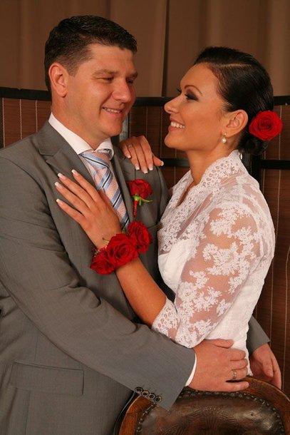 Foto naujienai:  Agnė Zacaharevičienė (27) : antros vestuvės su tuo pačiu vyru