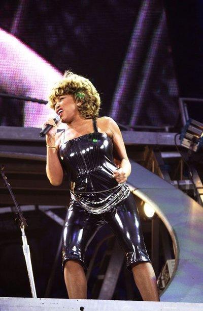 Foto naujienai: Tina Turner grįžta