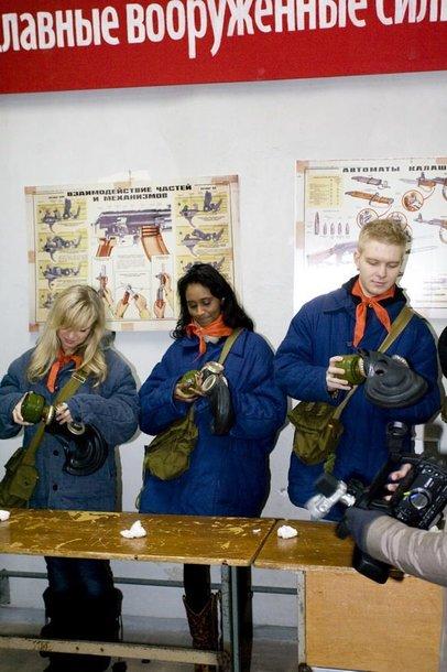 Foto naujienai: Lietuviškas žvaigždutes J.Vaitkus sukišo į bunkerį