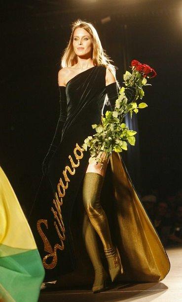 Foto naujienai: Vaida Grikšaitė prisiminė konkursą