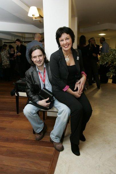 Foto naujienai: Nijolė Statkutė ir Darius Užkuraitis nebesislapsto!