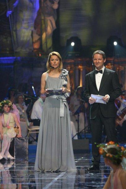 """Foto naujienai: """"Lietuvos garbės 2008"""" apdovanojimų ceremonijoje – net keturi vedėjai"""