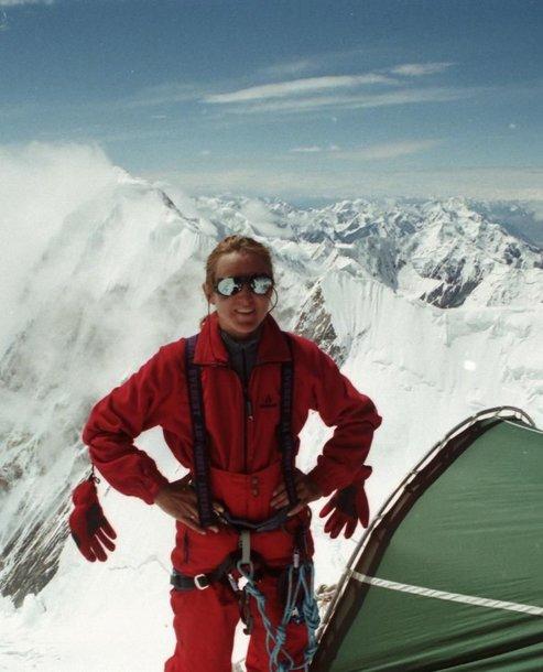 Foto naujienai: Danguolė Bičkūnienė – moteris, kuriai ne kliūtis aukščiausios pasaulio viršūnės