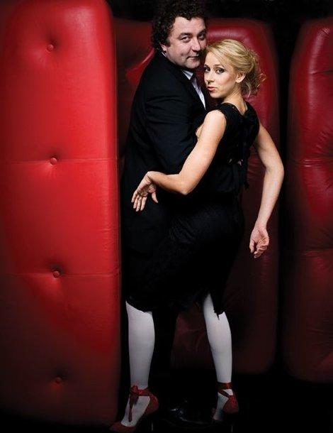 Foto naujienai: Inetos Stasiulytės ir Eduardo Gimenezo likimo tango