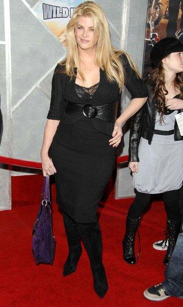 Foto naujienai: Kirstie Alley nebeatstovauja dietos kompanijai