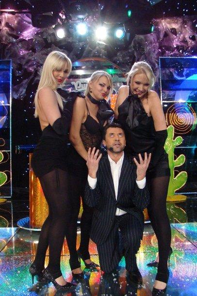 """Foto naujienai: Vytauto Šapranausko išėjimas iš """"Puikiojo šou"""" – tik gandai"""