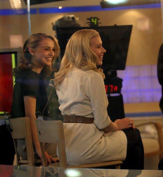 Foto naujienai: Natalie Portman ultimatumas dėl Scarlett Johansson