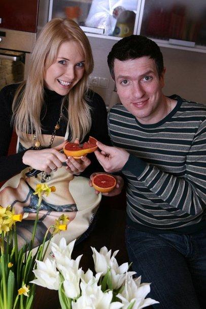 Foto naujienai: Natalijos ir Deivydo Zvonkų šeimoje – malonios permainos