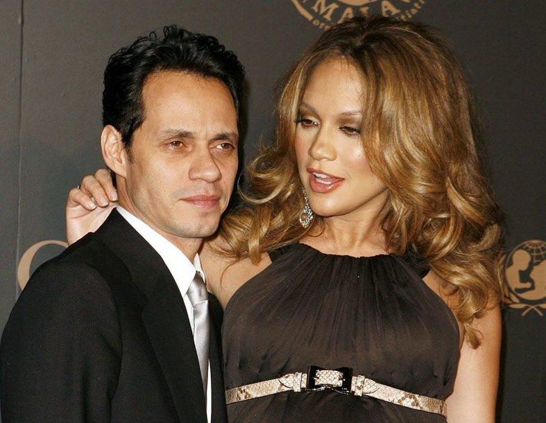Foto naujienai: Jennifer Lopez ir Marcui Anthony gimė dvynukai