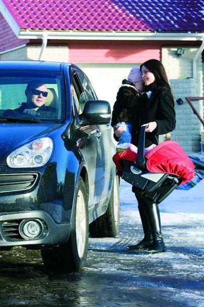 Foto naujienai: Kristupas Krivickas jau pasiruošęs sėsti už vairo