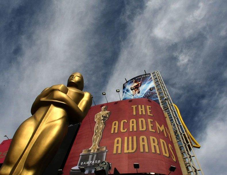 """Foto naujienai: Mažiausiai žiūrovų dėmesio sulaukusi """"Oskarų"""" ceremonija"""