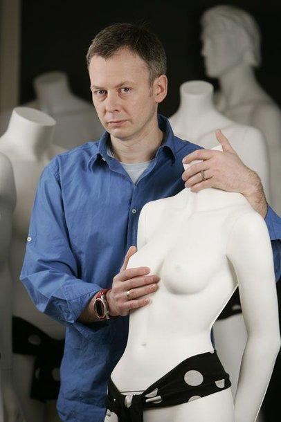Foto naujienai: Darius Radzevičius – kūno skulptorius