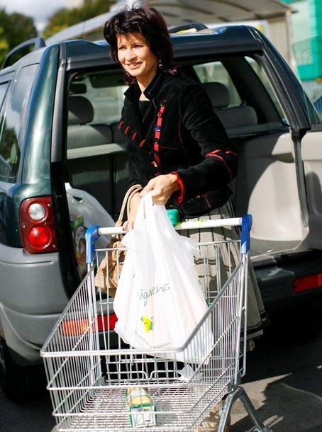 Foto naujienai: Laima Paksienė - savimi patenkinta namų šeimininkė