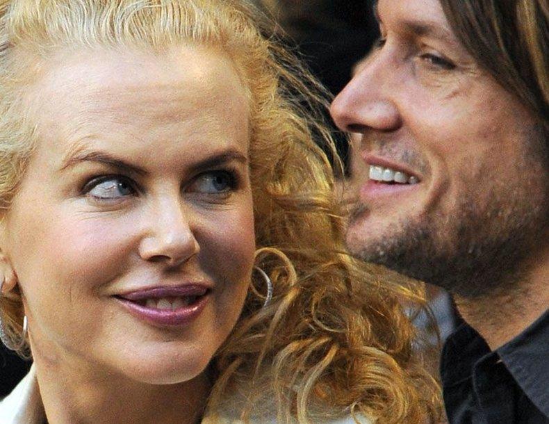"""Foto naujienai: Nicole Kidman ir Keithas Urbanas """"suka lizdą"""""""