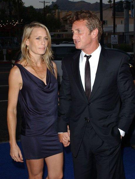 Foto naujienai: Seanas Pennas ir Robin Wright Penn nebesiskiria?