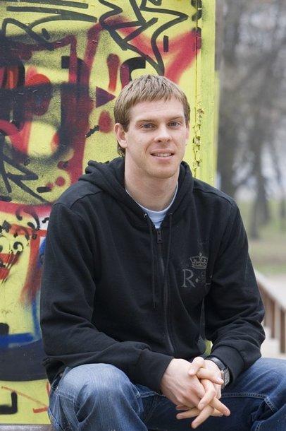Foto naujienai: Vytautas Janušaitis žada baigti sportininko karjerą