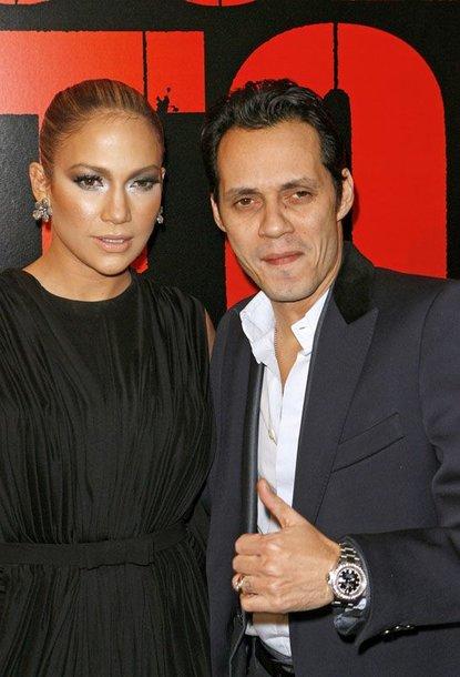 Foto naujienai: Jennifer Lopez ir Marcas Anthony pakrikštijo savo dvynukus