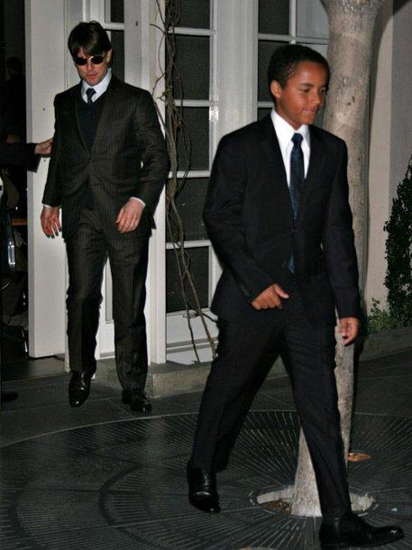 Foto naujienai: Tomo Cruise'o sūnus pradeda aktoriaus karjerą