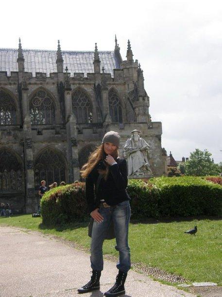 Foto naujienai: Lina Šerpytė: naujo gyvenimo – į Angliją