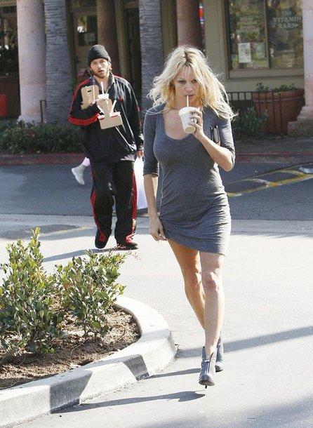 Foto naujienai: Pamela Anderson ir Rickas Salomonas išsiskyrė