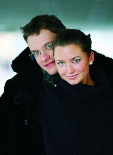 Foto naujienai: Anatolijus Oleinikas ir Neringa Striaukaitė pasuko skirtingais keliais