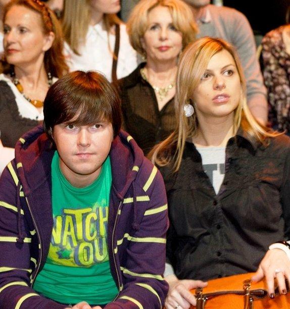 Foto naujienai: Laura Čepukaitė ir Donatas Paulauskas susilaukė dukrytės