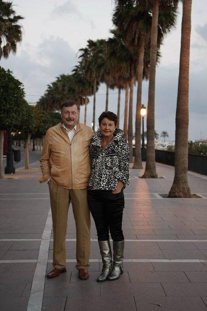 Foto naujienai: Audronė ir Stasys Brundzos gyvenimu mėgaujasi Ispanijoje