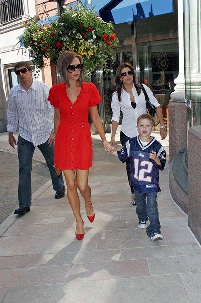 Foto naujienai: Victoria Beckham   mamai surengė gimtadienio vakarėlį