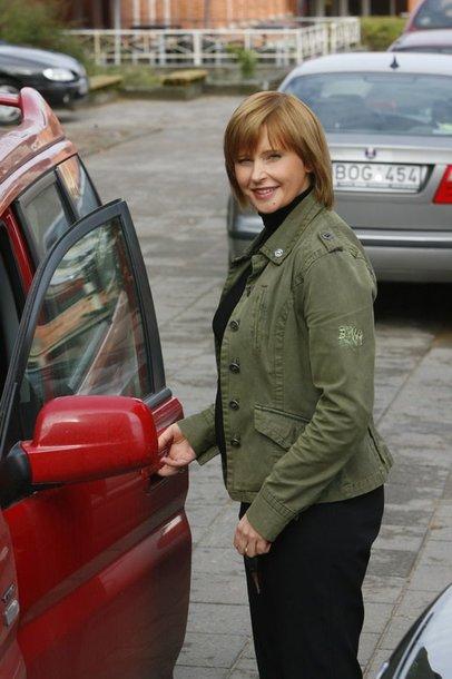 Foto naujienai: Rūta Grinevičiūtė: motinystė yra tarsi dopingas